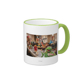 The Muppets Most Wanted Photo 2 Ringer Coffee Mug