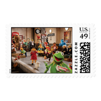The Muppets Most Wanted Photo 2 Postage Stamp