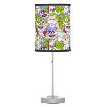 The Muppets | Oversized Pattern Desk Lamp