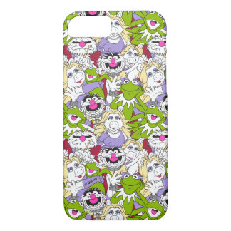 The Muppets | Oversized Pattern iPhone 7 Case