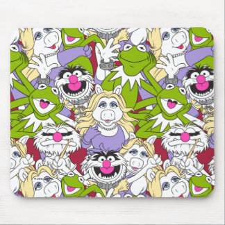The Muppets | Oversized Pattern Mouse Pad