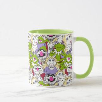 The Muppets | Oversized Pattern Mug