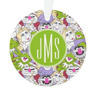 Disney Themed The Muppets | Oversized Pattern Ornament