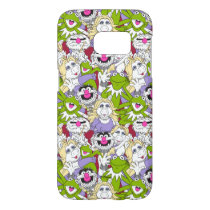The Muppets | Oversized Pattern Samsung Galaxy S7 Case