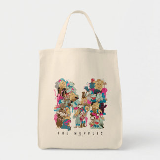 The Muppets | The Muppets Monogram 2 Tote Bag