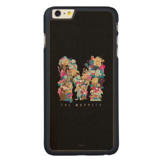 The Muppets | The Muppets Monogram Carved Maple iPhone 6 Plus Slim Case