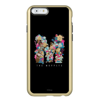 The Muppets | The Muppets Monogram Incipio Feather Shine iPhone 6 Case