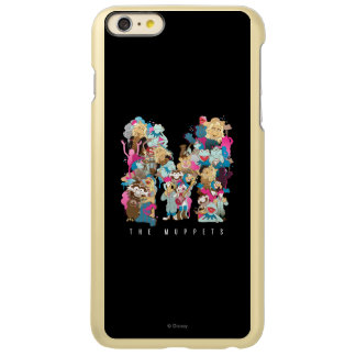 The Muppets | The Muppets Monogram Incipio Feather Shine iPhone 6 Plus Case