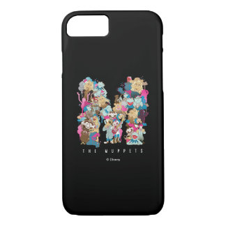 The Muppets | The Muppets Monogram iPhone 8/7 Case
