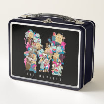 The Muppets | The Muppets Monogram Metal Lunch Box