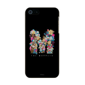 The Muppets | The Muppets Monogram Metallic iPhone SE/5/5s Case