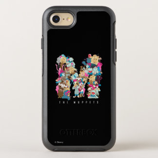 The Muppets | The Muppets Monogram OtterBox Symmetry iPhone 8/7 Case