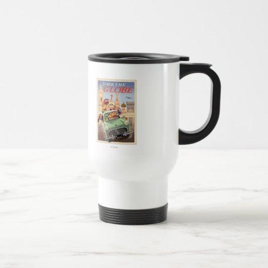 The Muppets Tour the Globe Travel Mug