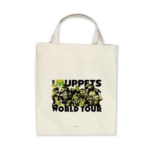The Muppets World Tour - Light Bags