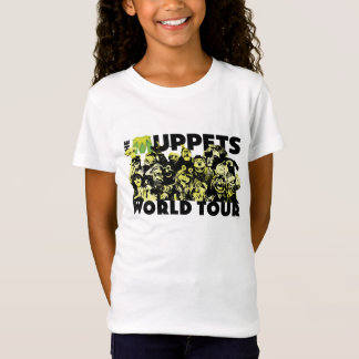 The Muppets World Tour - Light T-Shirt