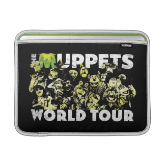 The Muppets World Tour Sleeve For MacBook Air