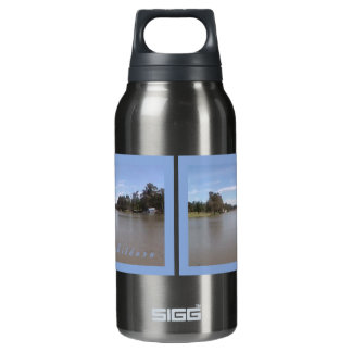 The Murray 10 Oz Insulated SIGG Thermos Water Bottle