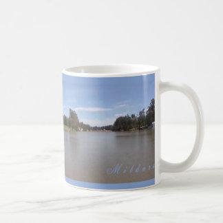 The Murray Classic White Coffee Mug