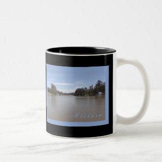The Murray Two-Tone Coffee Mug