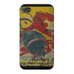 THE MUSCLE II COVER FOR iPhone 4