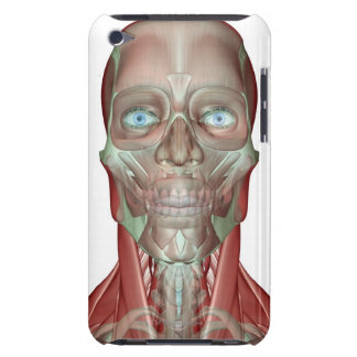 The Musculoskeletan of the Head and Neck iPod Touch Case