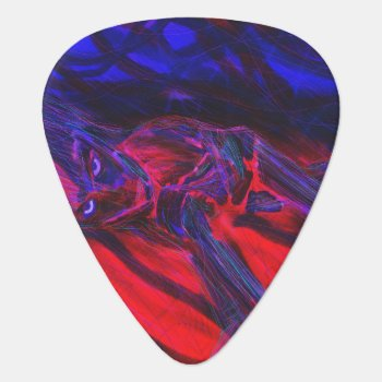 The Muse Guitar Pick by MaKaysProductions at Zazzle
