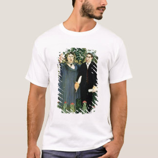 The Muse Inspiring the Poet, 1908-09 T-Shirt