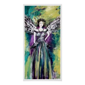 """""""The Muse of Determination"""" Art Print"""