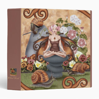 The Muse - Snail Fairy Binder
