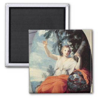 The Muse Urania, 1646-47 Magnet