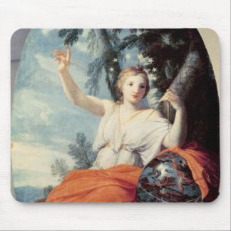 The Muse Urania, 1646-47 Mouse Pad