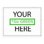 The MUSEUM Artist Series by jGibney  Go Green Postcards