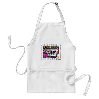 The MUSEUM Artist Series by jGibney  Together Adult Apron