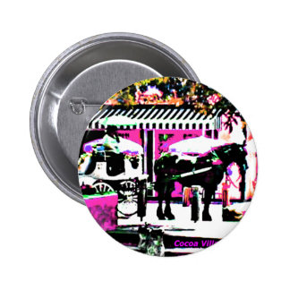 The MUSEUM Artist Series by jGibney  Together Pinback Button