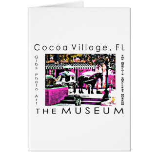 The MUSEUM Artist Series by jGibney  Together Greeting Card