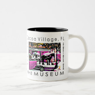 The MUSEUM Artist Series by jGibney  Together Two-Tone Coffee Mug