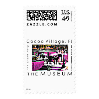 The MUSEUM Artist Series by jGibney  Together Postage