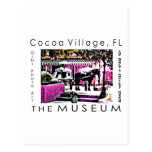 The MUSEUM Artist Series by jGibney  Together Postcard