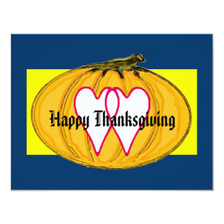 The MUSEUM Artist Series Happy Thanksgiving 2a yw Card