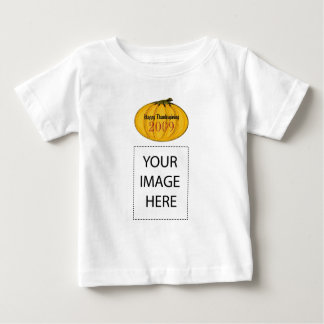 The MUSEUM Artist Series jGibney Happy Thanks 2009 Baby T-Shirt