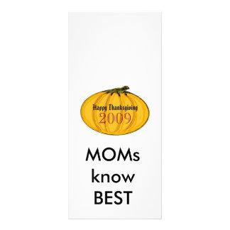 The MUSEUM Artist Series jGibney MOMS pumpkin7 Rack Card