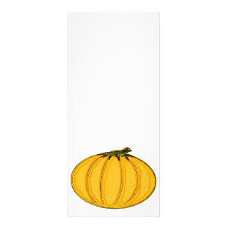 The MUSEUM Artist Series jGibney pumpkin7tc100 Custom Rack Card
