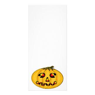 The MUSEUM Artist Series jGibney Pumpkinfirey Rack Cards