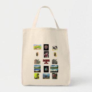 The MUSEUM jGibney 2009 Art1 Brochure1 Tote Bag
