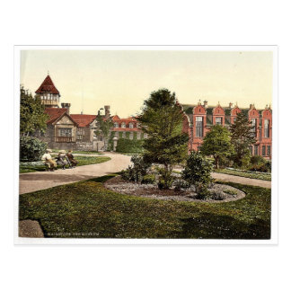 The museum, Maidstone, England magnificent Photoch Postcard