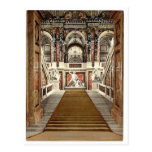 The Museum of Arts, the staircase, Vienna, Austro- Postcard