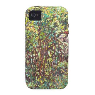 The Mushroom Picker Vibe iPhone 4 Cases
