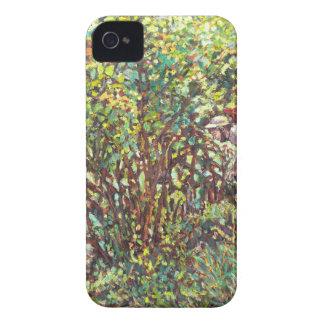 The Mushroom Picker iPhone 4 Case
