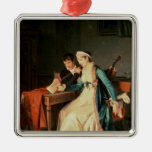 The Music Lesson, 1790 Christmas Tree Ornaments