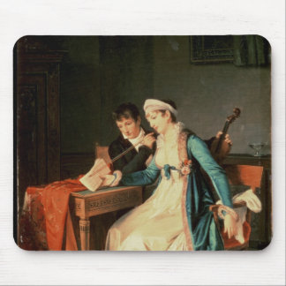 The Music Lesson, 1790 Mouse Pad
